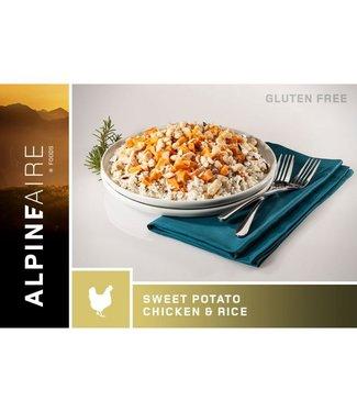 AlpineAire Sweet Potato Chicken W/Rice