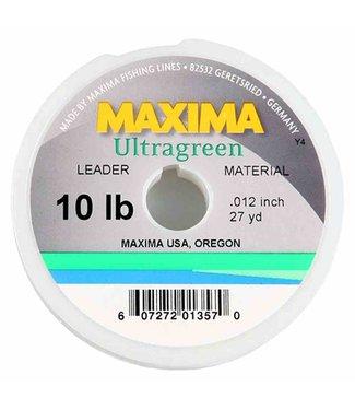 Maxima UltraGreen Tippet