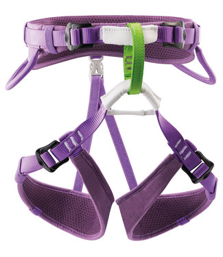 Petzl Macchu Children's Sit Harness Violet