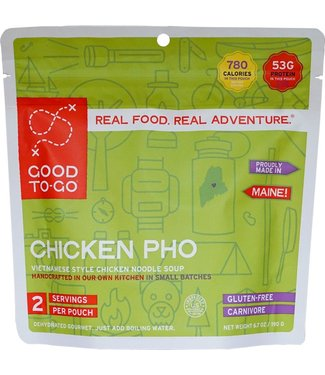 Good To-Go Foods Chicken Pho