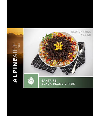 AlpineAire Black Beans & Rice