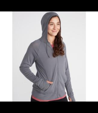 ExOfficio Women's BA Lumen Full Zip Hoody