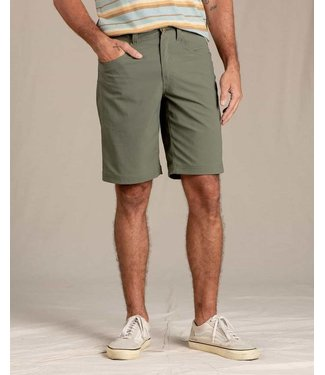 Toad & Co M's Rover Canvas Short