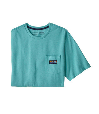 Patagonia M's Boardshort Label Pocket Responsibili-Tee