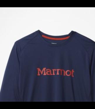 Marmot M's Windridge with Graphic LS