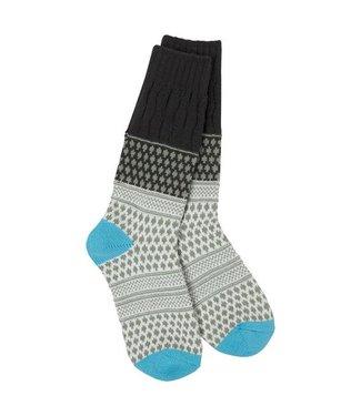 Crescent Socks W's Gallery Textured Crew
