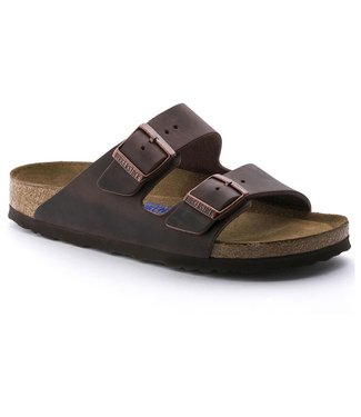 Birkenstock M's Arizona Soft Footbed Oiled Leather