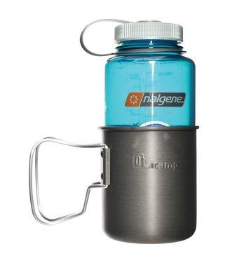 OLICAMP Space Saver Mug+Nalgene Clear