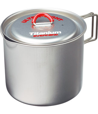 EVERNEW Titanium Mug Pot 900