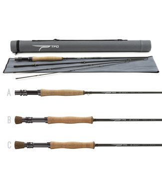 Temple Fork Outfitters Legacy Rod w/Case