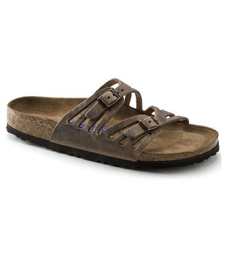 Birkenstock W's Granada Soft Footbed Oiled Leather