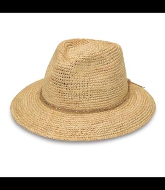 Wallaroo Hat co. W's Malibu Hat Natural