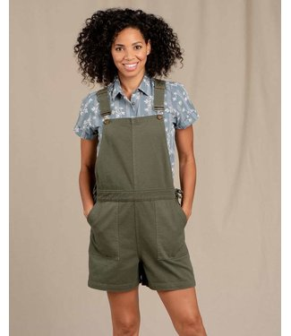 Toad & Co W's Molera Shorteralls