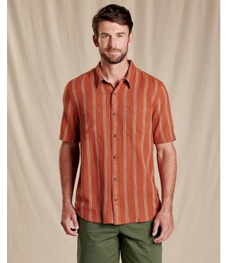 Toad & Co M's Salton SS Shirt