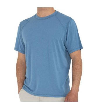 Free Fly Men's Bamboo Midweight Motion Tee