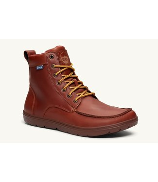 Lems Shoes W's Boulder Boot Leather
