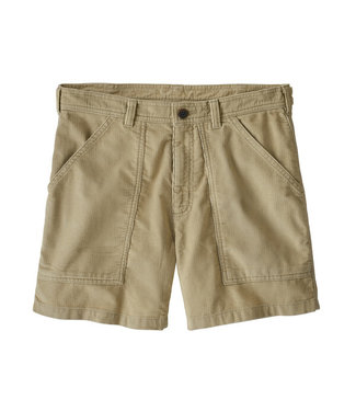 Patagonia M's Organic Cotton Cord Utility Shorts - 6 in.