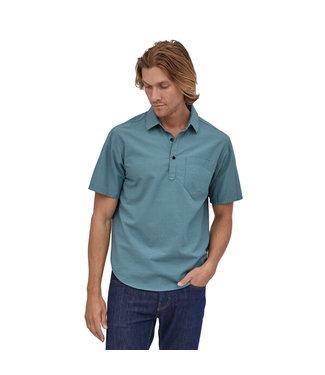 Patagonia M's Organic Cotton Seersucker P/O Shirt
