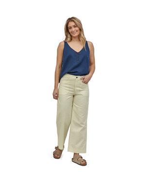Patagonia W's Organic Cotton Slub Woven Pants