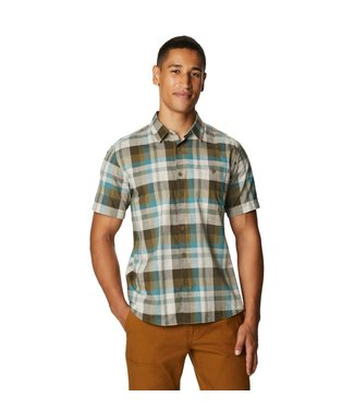 Mountain Hardwear Men's Big Cottonwood™ Short Sleeve Shirt
