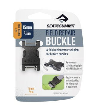 """Sea to Summit Side Release Buckle 2 Pin 5/8"""" 15mm"""