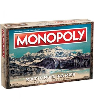 HASBRO MONOPOLY - National Parks 2020