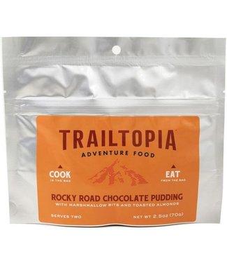 Trailtopia Rocky Road Pudding