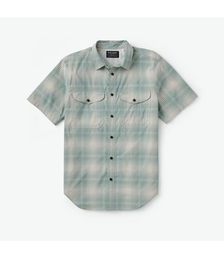 Filson Men's Twin Lakes Short Sleeve Sport Shirt