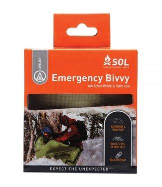 SOL EMERGENCY BIVVY-Green