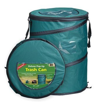 COGHLANS Deluxe Pop-Up Trash Can