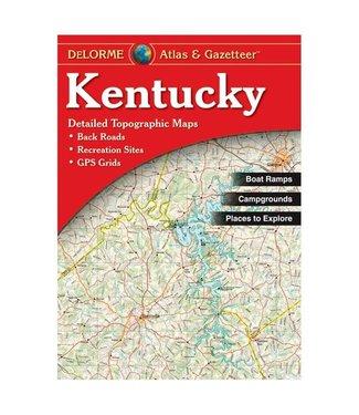Kentucky Atlas & Gazetteer