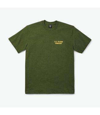 Filson Men's Smokey Bear Short-Sleeve T-Shirt