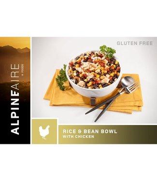 AlpineAire Rice & Beans Bowl w/Chicken