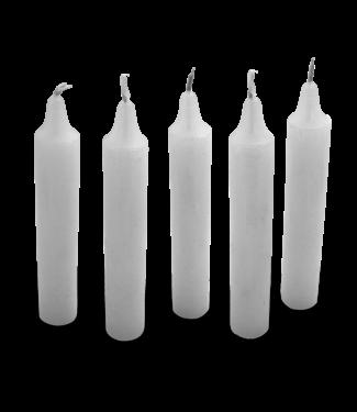 COGHLANS White Candles 5PK