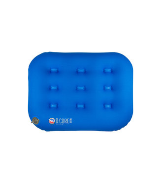 Big Agnes Q Core Deluxe Pillow Blue