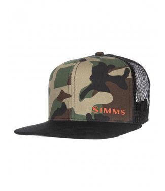 Simms CX Flat Brim Cap