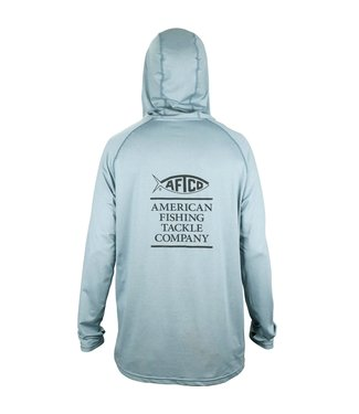 AFTCO Stax AIRoMESH Performance 1/4 Zip Hoodie