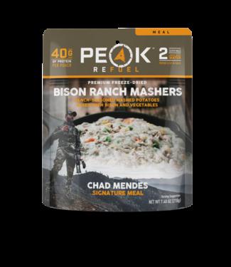 Peak Refuel Bison Ranch Mashers