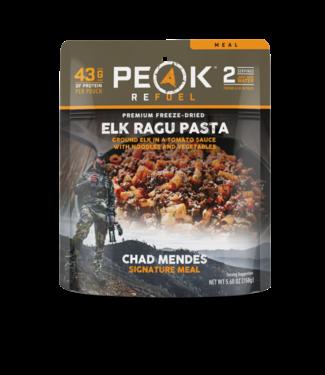 Peak Refuel Elk Ragu Pasta