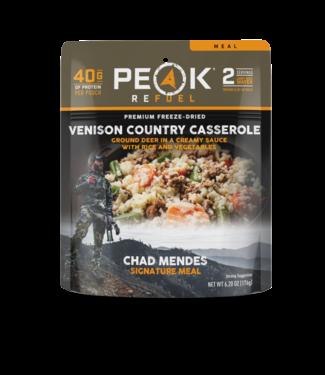 Peak Refuel Venison Country Casserole