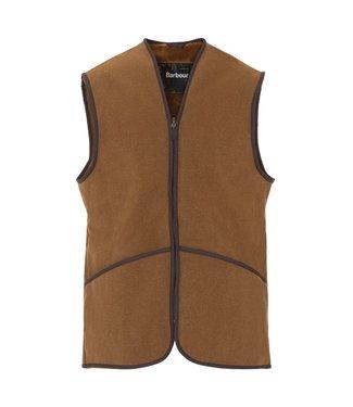Barbour M's Warm Pile Waistcoat Zip-In L