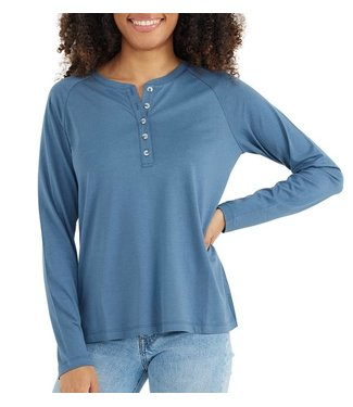 Free Fly Women's Bamboo Heritage Henley