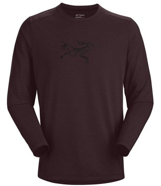 Arcteryx Men's Cormac Logo LS