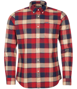 Barbour M's Valley Tailored Shirt