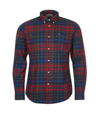 Barbour M's Ronan Tailored Check Shirt