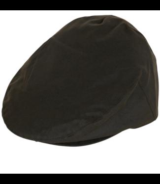 Barbour M's Wax Flat Cap