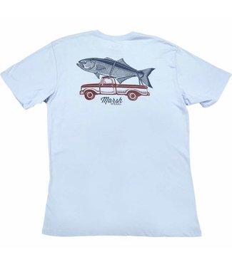 Marsh Wear M's Bluefish truck