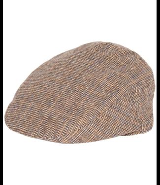 Barbour M's Wilkin Flat Cap