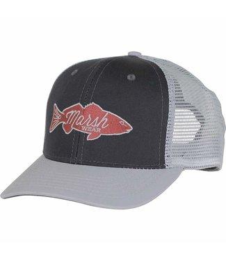 Marsh Wear M's Retro redfish trucker