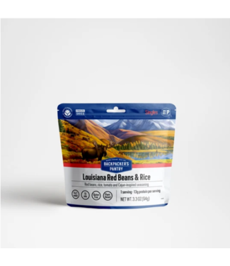 Backpackers Pantry Louisiana Red Beans & Rice Single Serve